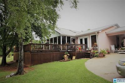 Pell City Single Family Home For Sale: 2509 Abbott Dr
