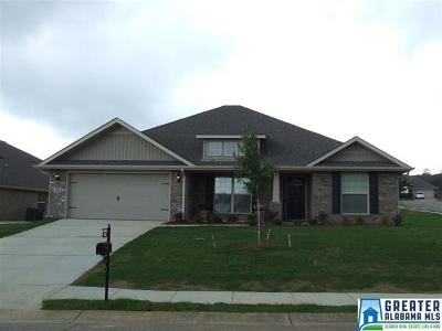 Alabaster Single Family Home For Sale: 1308 Silver Creek Trc