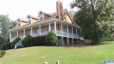 Alabaster Single Family Home For Sale: 300 Forest Pkwy
