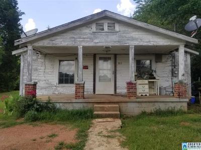 Talladega Single Family Home For Sale: 103 Milliard St