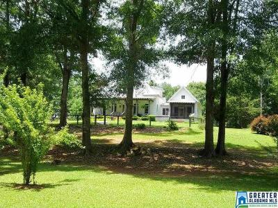 Single Family Home For Sale: 1493 Pepper Rd