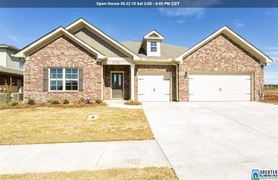 McCalla Single Family Home For Sale: 6228 Fieldbrook Cir