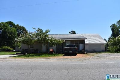 Wedowee AL Multi Family Home For Sale: $89,000