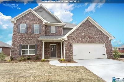 McCalla Single Family Home For Sale: 6224 Fieldbrook Cir