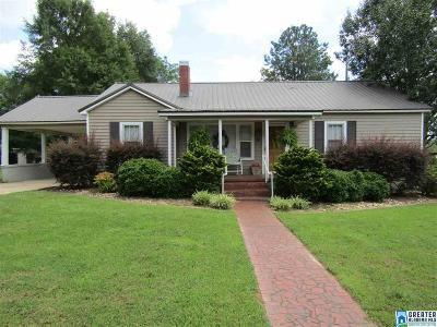 Roanoke AL Single Family Home For Sale: $99,900