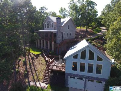 Clay County, Cleburne County, Randolph County Single Family Home For Sale: 199 Monties Pointe Ln