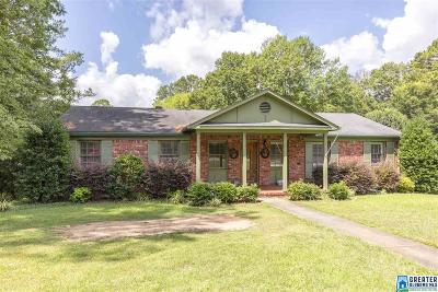 Single Family Home For Sale: 180 Cherokee St