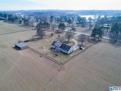 Lincoln Single Family Home For Sale: 44515 Hwy 78