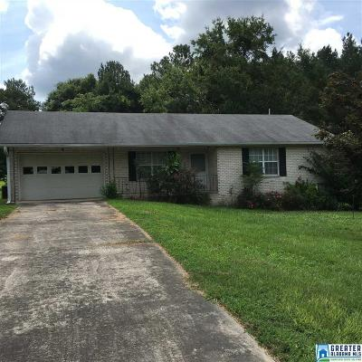 Chambers County Single Family Home For Sale: 5140 Co Rd 268