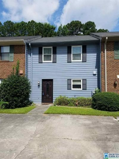 Hoover Condo/Townhouse For Sale: 602 Cedar Crest Dr