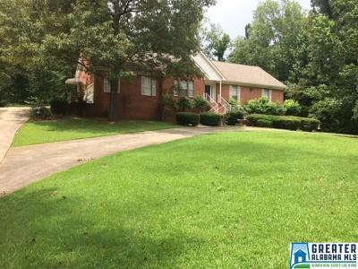McCalla Single Family Home For Sale: 7549 Lupre Dr