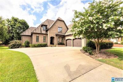 Hoover Single Family Home For Sale: 5406 Greystone Way