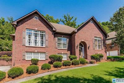 Alabaster Single Family Home For Sale: 211 Weatherly Club Dr