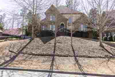 Greystone Single Family Home For Sale: 508 Stewards Glen