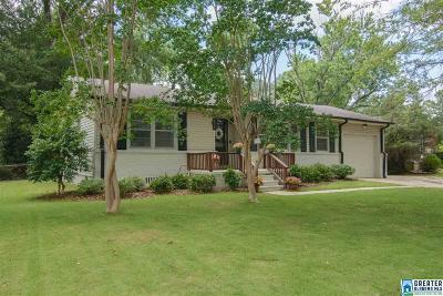 Homewood Single Family Home For Sale: 636 Oakmoor Dr