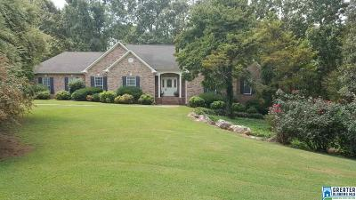 Pell City Single Family Home For Sale: 300 Patches Ln