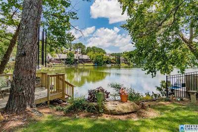 Hoover Single Family Home For Sale: 4633 Lakeridge Dr S
