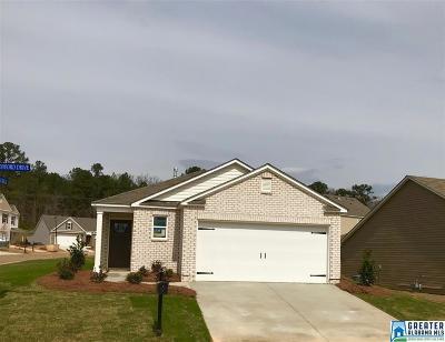 Fultondale Single Family Home For Sale: 3616 Burlington Dr
