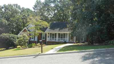 Pinson Single Family Home For Sale: 6267 Whippoorwill Dr
