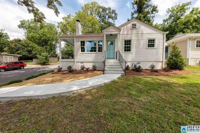 Birmingham Single Family Home For Sale: 4400 6th Ave S