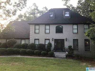 Birmingham Single Family Home For Sale: 800 Heatherwood Cir