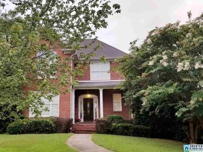 Birmingham Single Family Home For Sale: 849 Meadow Ridge Ln