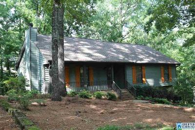 Riverchase Single Family Home For Sale: 2105 Crossridge Ln
