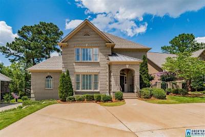 Hoover Single Family Home For Sale: 948 Lake Cir