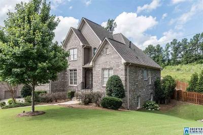 Hoover Single Family Home For Sale: 1336 Haddon Trl