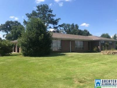 Pell City Single Family Home For Sale: 1203 Comer Ave