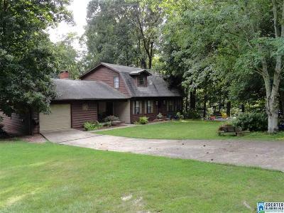Sylvan Springs Single Family Home For Sale: 295 Pleasant Grove Rd