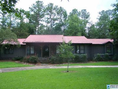 Jacksonville Single Family Home For Sale: 74 Hidden Hills Rd