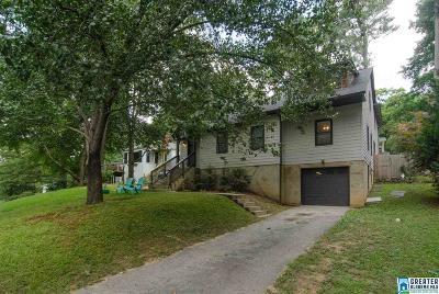 Homewood Single Family Home For Sale: 1850 Windsor Blvd