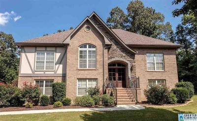 McCalla Single Family Home For Sale: 7792 Eagle Dr