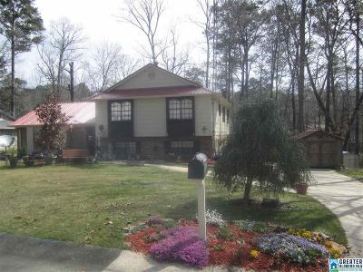 Fultondale Single Family Home For Sale: 3071 Fox Trl