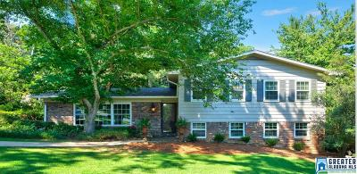 Mountain Brook AL Single Family Home For Sale: $419,900