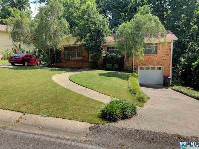 Fultondale, Gardendale Single Family Home For Sale: 1733 Magnolia St