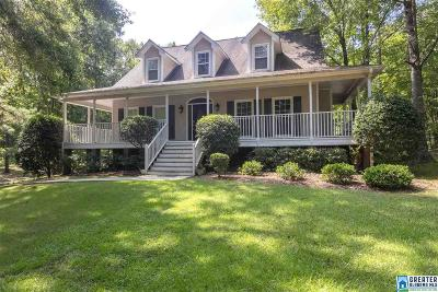 Alabaster Single Family Home For Sale: 117 Windwood Cir