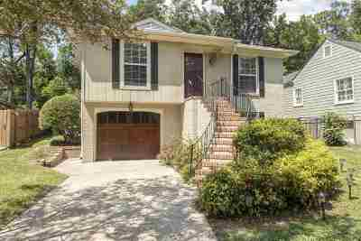 Single Family Home For Sale: 706 Forest Dr