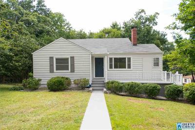 Birmingham Single Family Home For Sale: 7860 Rugby Ct