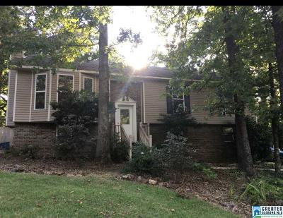 Alabaster Single Family Home For Sale: 1206 Michael Dr