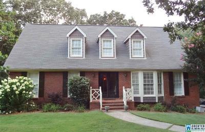 Birmingham AL Single Family Home For Sale: $344,500