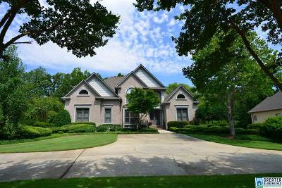 Hoover Single Family Home For Sale: 5072 Greystone Way