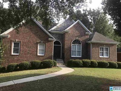 Alabaster Single Family Home For Sale: 521 Wynlake Ct