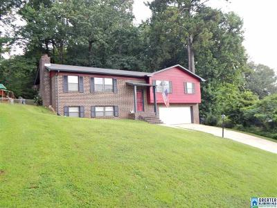 Fultondale, Gardendale Single Family Home For Sale: 2006 Hickory Ln