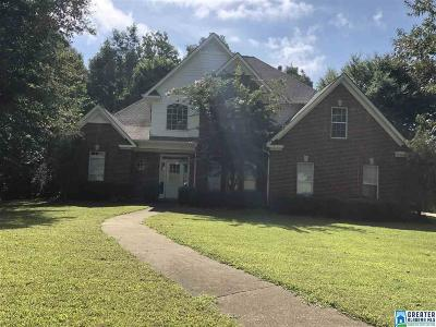 Trussville Single Family Home For Sale: 5701 Carrington Way