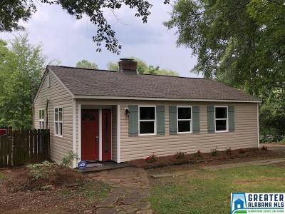 Birmingham Single Family Home For Sale: 1201 Gladstone Ave