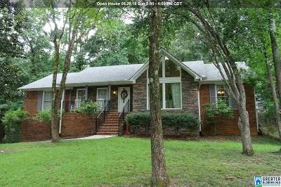 Vestavia Hills Single Family Home For Sale: 2780 Abingwood Way