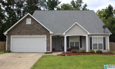 Alabaster Single Family Home For Sale: 428 Cedar Grove Ln