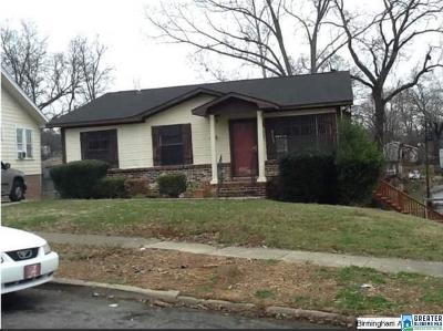Birmingham Single Family Home For Sale: 4133 Court S